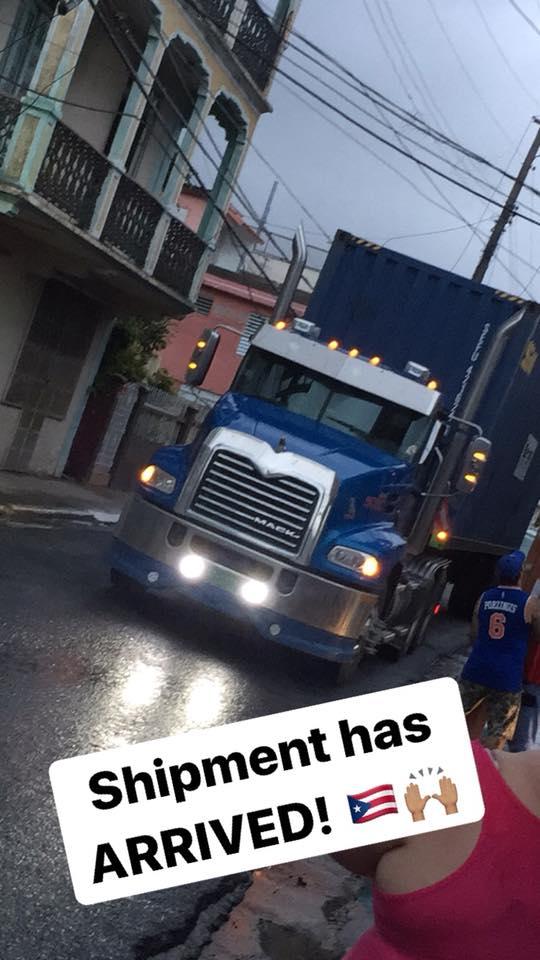 PR - Truck