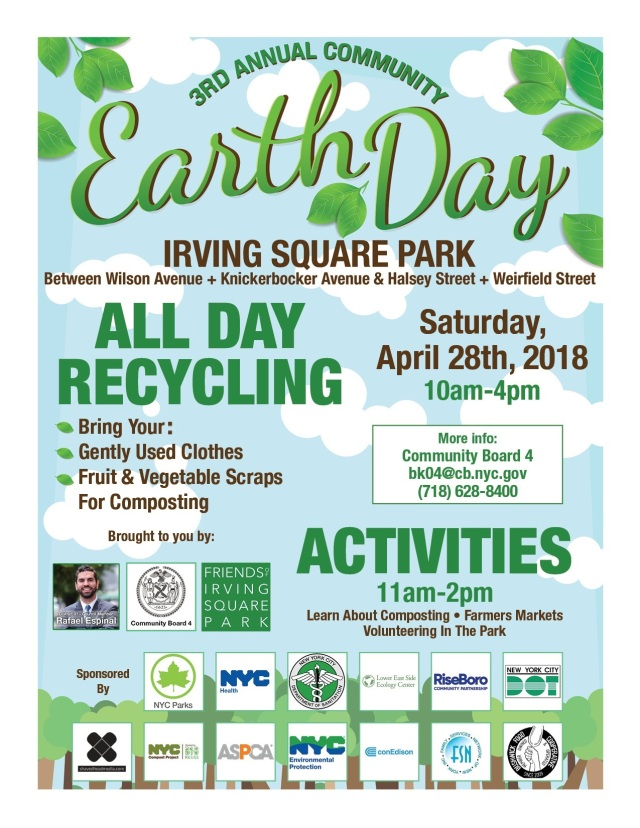 Community Earth Day 2018